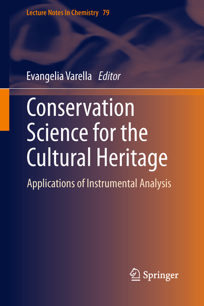 Conservation Science for the Cultural Heritage | Dodax.at