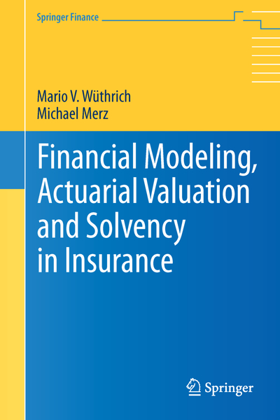 Financial Modeling, Actuarial Valuation and Solvency in Insurance | Dodax.ch