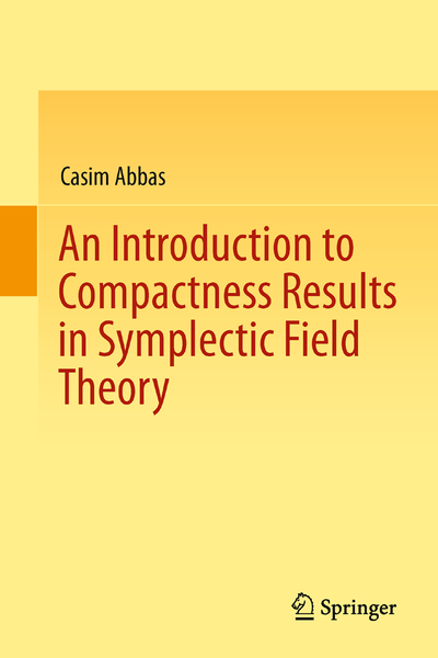 An Introduction to Compactness Results in Symplectic Field Theory   Dodax.pl