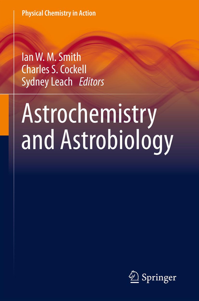 Astrochemistry and Astrobiology | Dodax.ch