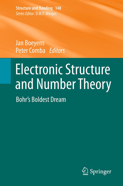 Electronic Structure and Number Theory | Dodax.ch