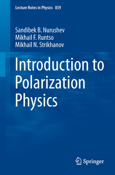 Introduction to Polarization Physics | Dodax.ch