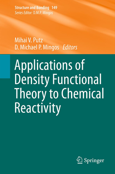 Applications of Density Functional Theory to Chemical Reactivity | Dodax.ch