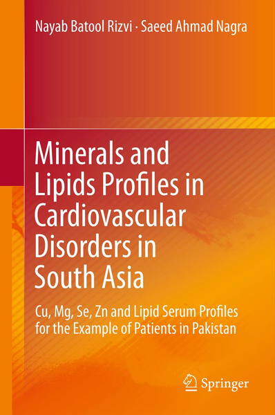 Minerals and Lipids Profiles in Cardiovascular Disorders in South Asia | Dodax.ch