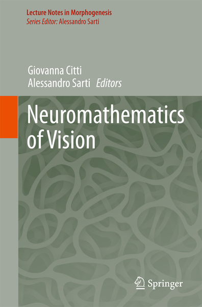 Neuromathematics of Vision | Dodax.at