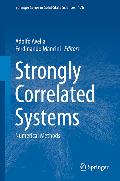 Strongly Correlated Systems | Dodax.ch