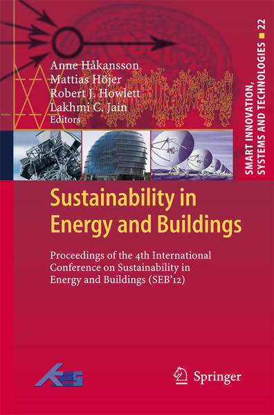 Sustainability in Energy and Buildings | Dodax.pl