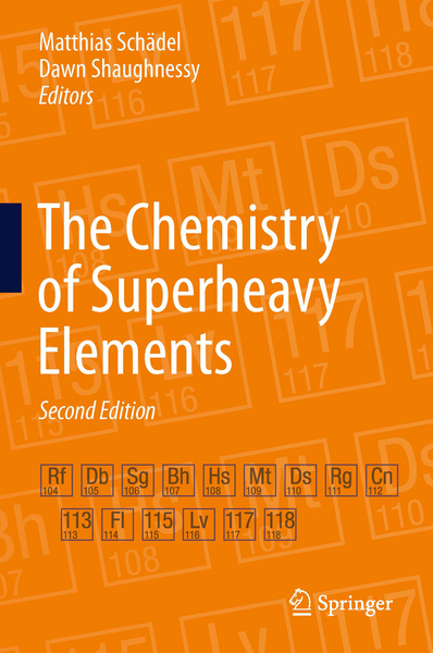 The Chemistry of Superheavy Elements   Dodax.ch