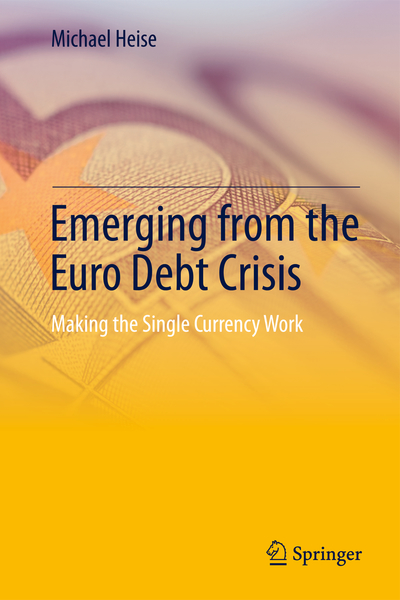 Emerging from the Euro Debt Crisis | Dodax.ch