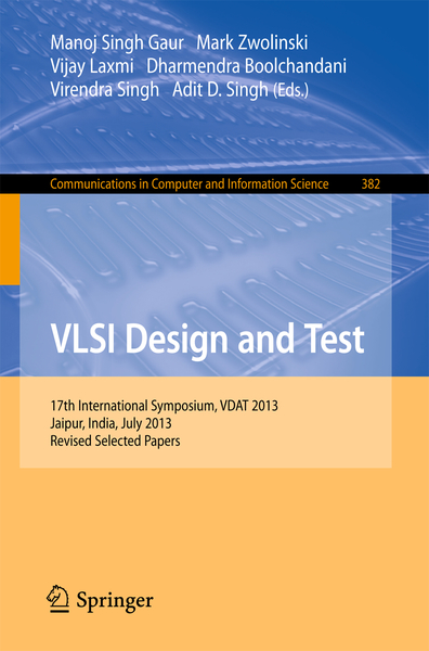 VLSI Design and Test | Dodax.ch