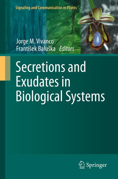 Secretions and Exudates in Biological Systems | Dodax.pl