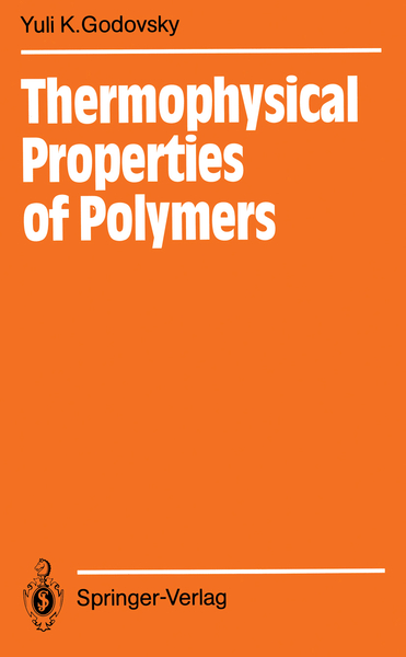 Thermophysical Properties of Polymers | Dodax.ch