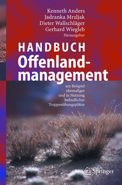 Handbuch Offenlandmanagement | Dodax.co.uk