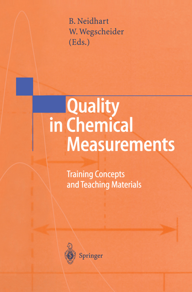 Quality in Chemical Measurements | Dodax.ch