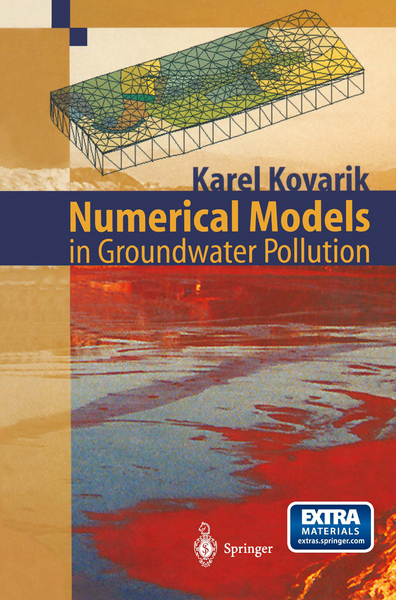 Numerical Models in Groundwater Pollution | Dodax.co.uk