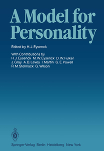 A Model for Personality | Dodax.co.uk