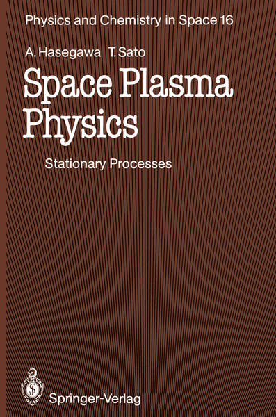 Space Plasma Physics | Dodax.ch