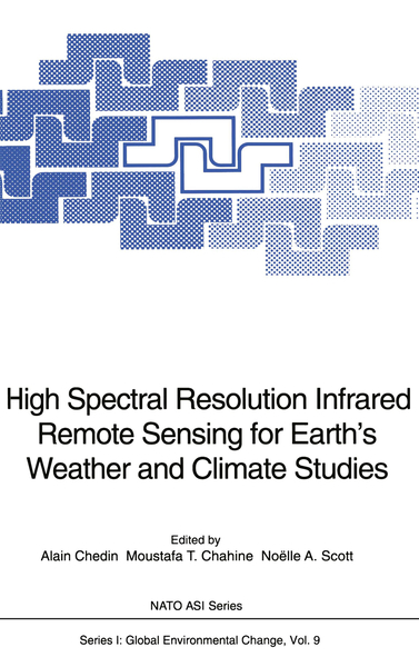 High Spectral Resolution Infrared Remote Sensing for Earth's Weather and Climate Studies | Dodax.co.uk