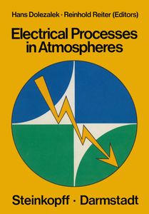 Electrical Processes in Atmospheres   Dodax.at
