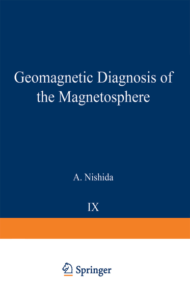 Geomagnetic Diagnosis of the Magnetosphere | Dodax.ch