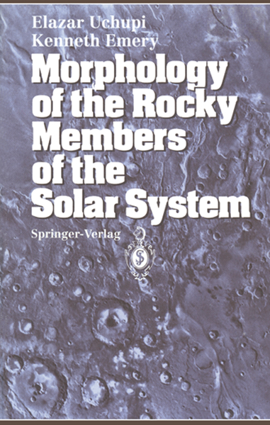 Morphology of the Rocky Members of the Solar System | Dodax.ch