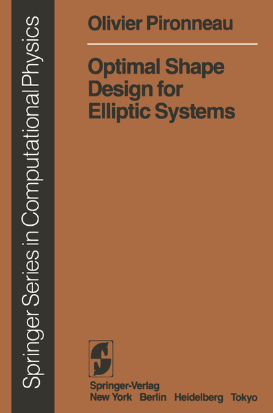 Optimal Shape Design for Elliptic Systems | Dodax.ch