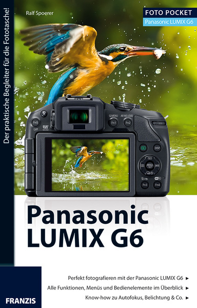 Foto Pocket Panasonic LUMIX G6 | Dodax.pl