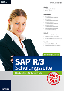 Schulungssuite SAP R/3, CD-ROM | Dodax.at
