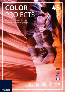 Color projects 5 (Win & Mac), CD-ROM | Dodax.at