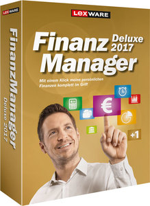 Lexware FinanzManager Deluxe 2017, CD-ROM | Dodax.at