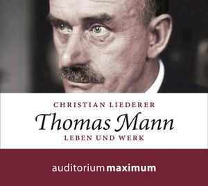 Thomas Mann, 2 Audio-CDs | Dodax.ch