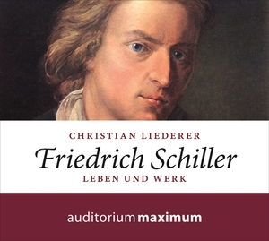 Friedrich Schiller, 2 Audio-CDs | Dodax.ch
