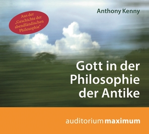Gott in der Philosophie der Antike, 1 Audio-CD | Dodax.at