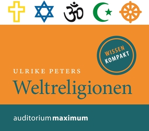 Weltreligionen, 2 Audio-CDs | Dodax.at