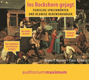 Ins Bockshorn gejagt, 1 Audio-CD | Dodax.at