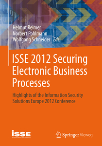 ISSE 2012  Securing Electronic Business Processes | Dodax.pl