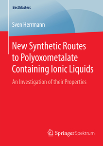 New Synthetic Routes to Polyoxometalate Containing Ionic Liquids | Dodax.ch