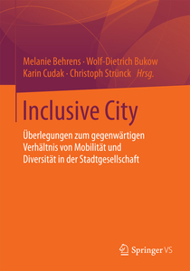 Inclusive City | Dodax.nl