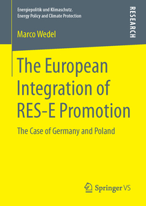 The European Integration of RES-E Promotion | Dodax.pl
