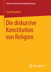 Die diskursive Konstitution von Religion | Dodax.at