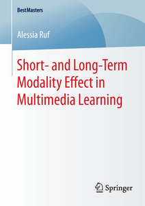 Short- and Long-Term Modality Effect in Multimedia Learning | Dodax.nl