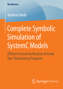 Complete Symbolic Simulation of SystemC Models | Dodax.pl