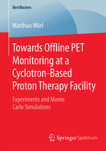 Towards Offline PET Monitoring at a Cyclotron-Based Proton Therapy Facility | Dodax.ch