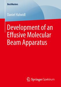 Development of an Effusive Molecular Beam Apparatus | Dodax.at