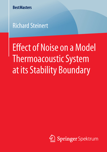 Effect of Noise on a Model Thermoacoustic System at its Stability Boundary   Dodax.nl