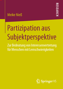 Partizipation aus Subjektperspektive  | Dodax.pl