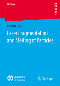 Laser Fragmentation and Melting of Particles | Dodax.ch