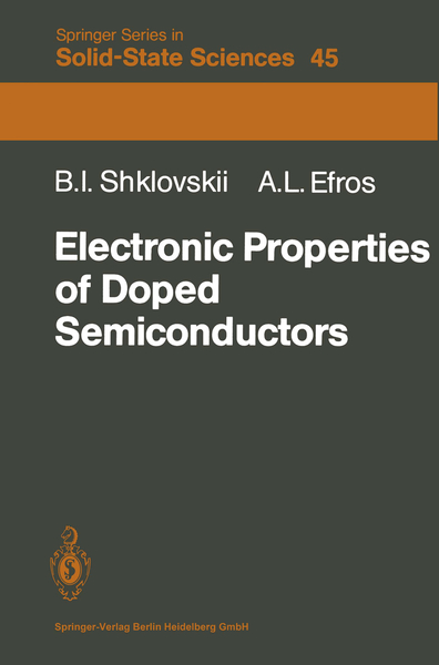 Electronic Properties of Doped Semiconductors | Dodax.pl