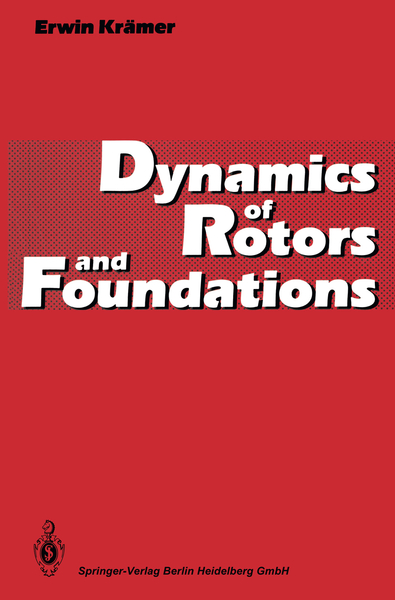 Dynamics of Rotors and Foundations   Dodax.ch