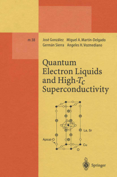 Quantum Electron Liquids and High-Tc Superconductivity | Dodax.ch